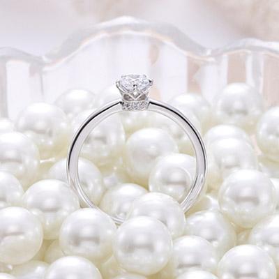 ブライドネス 婚約指輪