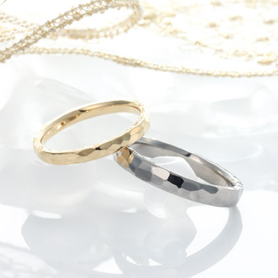 グリークバジル 婚約指輪