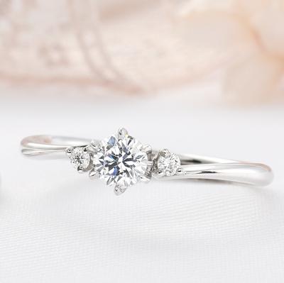 シエル 婚約指輪